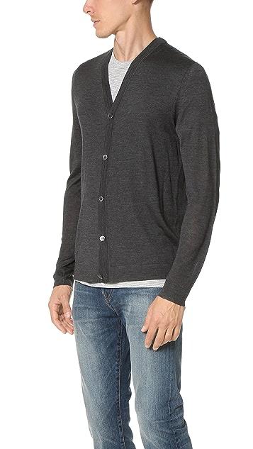 Theory Tricio Admiral Cardigan Sweater