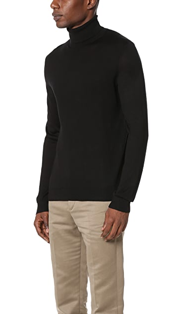 Theory Vilass Admiral Turtleneck