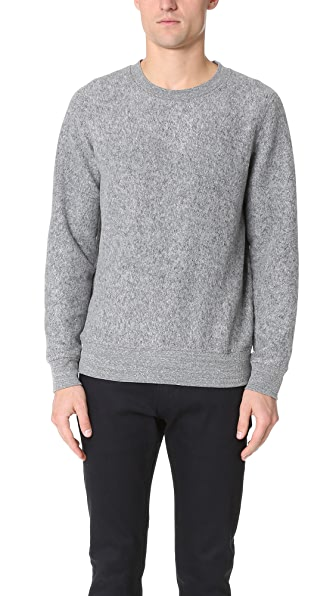 Theory Danen Marsh Terry Sweatshirt