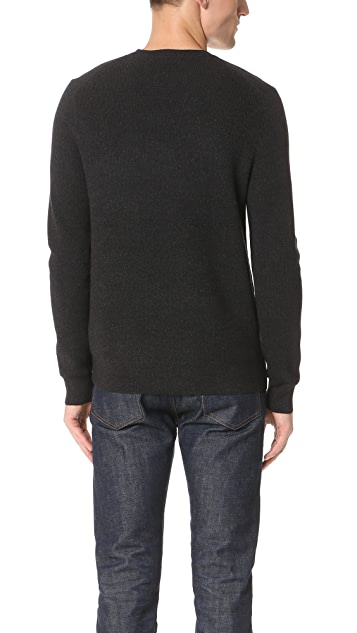 Theory Ronzons Wool Crew Sweater