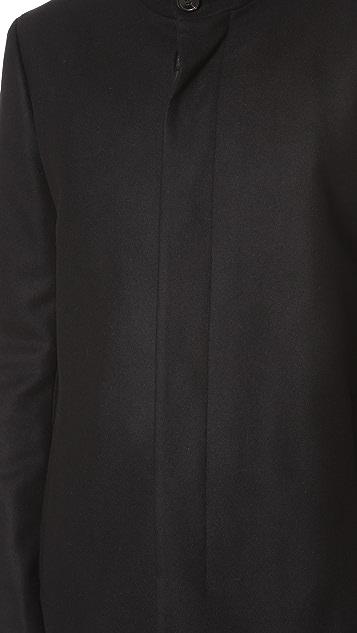 Theory Belvin Voedar Overcoat