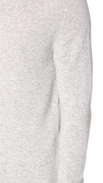 Theory Donners Cashmere V Neck Sweater
