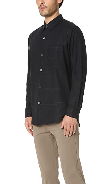 Theory Rammis Valmeyer Shirt