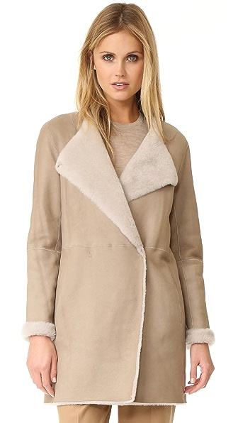 Theory Nyma F Reversible Coat
