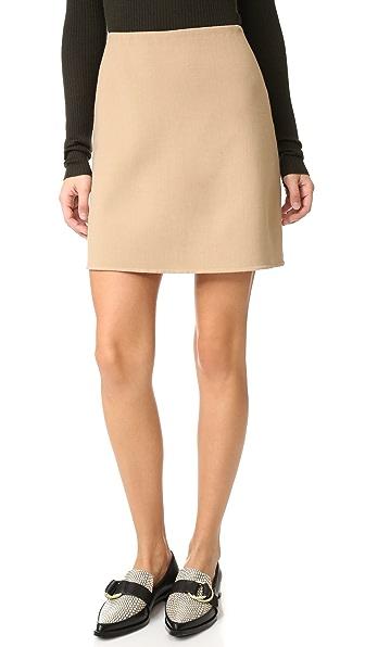 Theory Irenah Skirt - Palomino