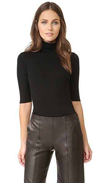Theory Leenda B Sweater - Black