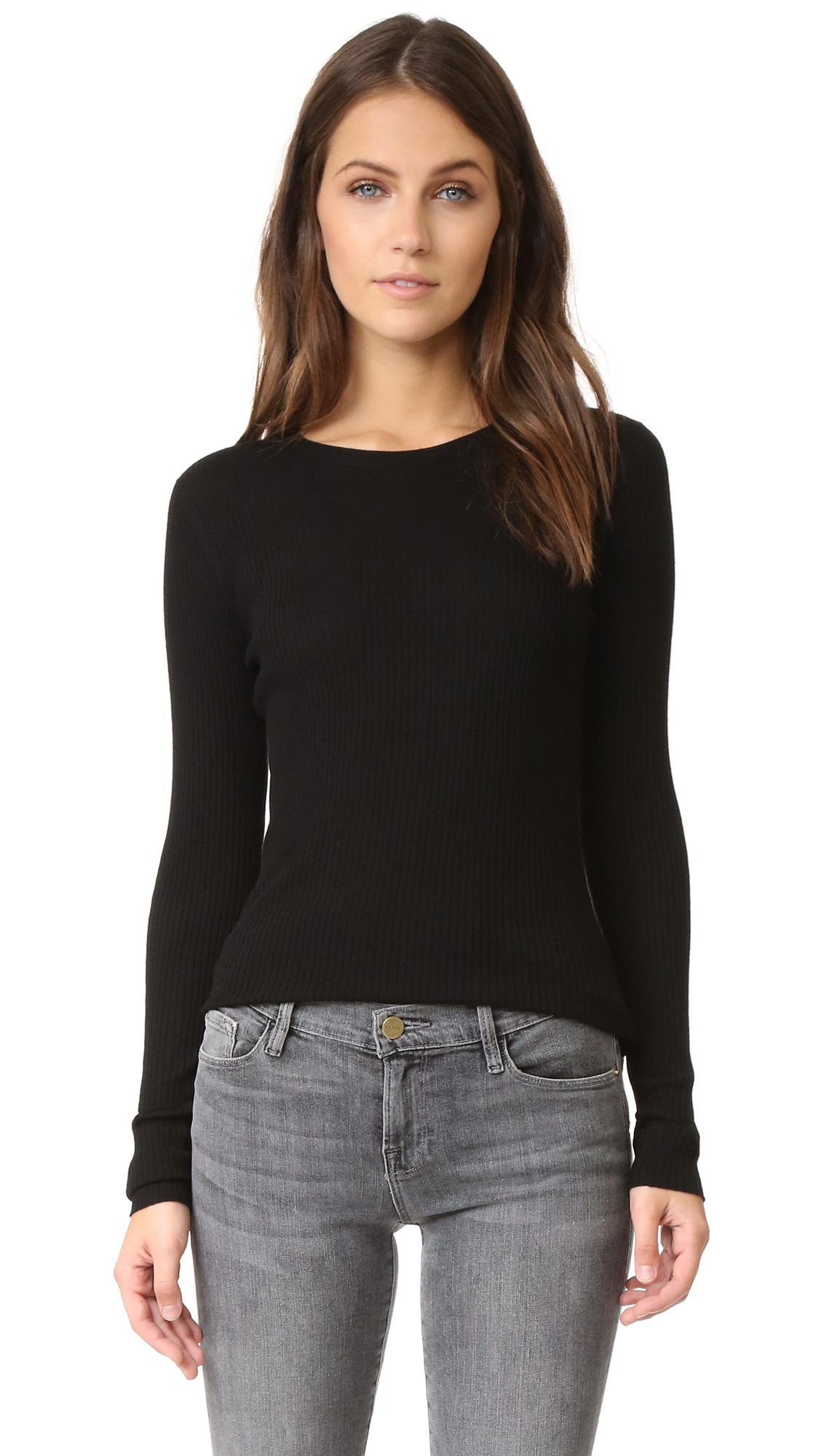 Theory Mirzi Sweater - Black