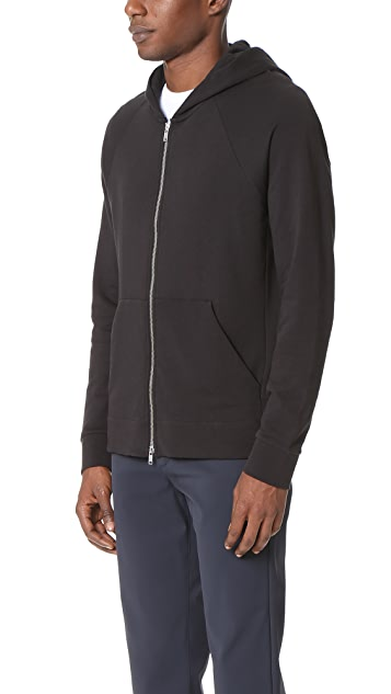 Theory Edmunde Alcove Terry Hoodie