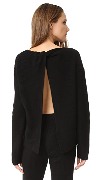 Theory Twylina B Cashmere Sweater