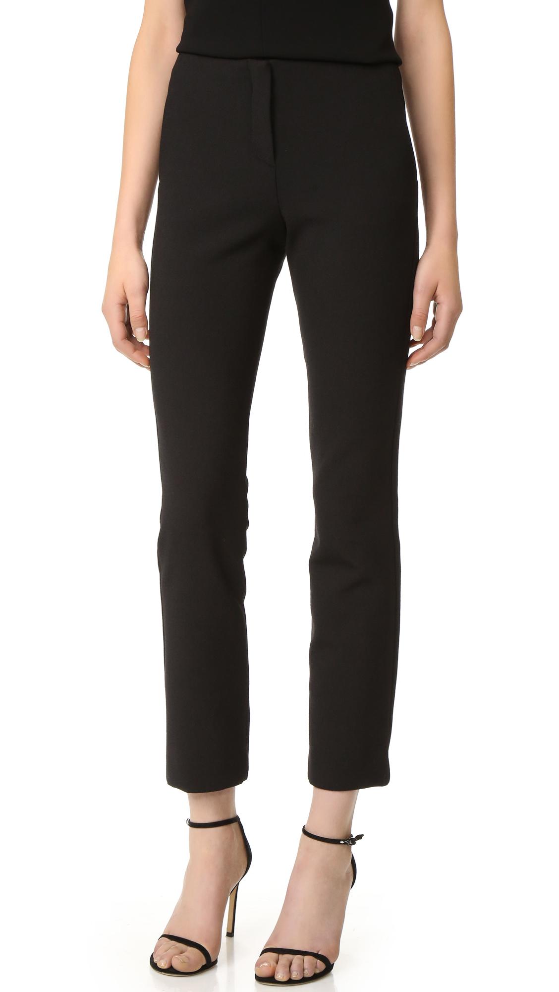 Theory Tennyson B Pants - Black at Shopbop