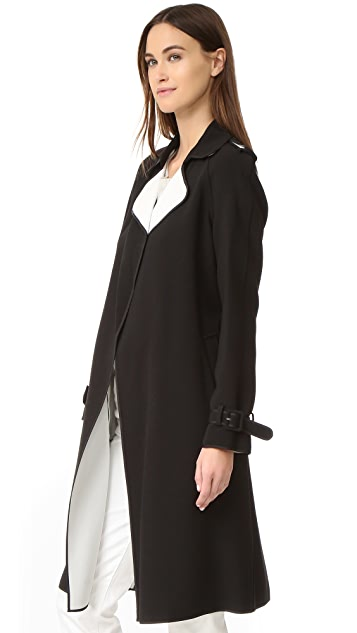 Theory Laurelwood Coat