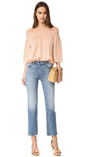 Theory Elistaire Blouse