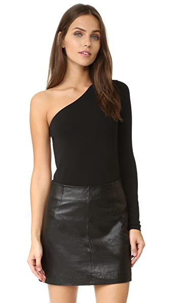 Theory Lefft Top - Black