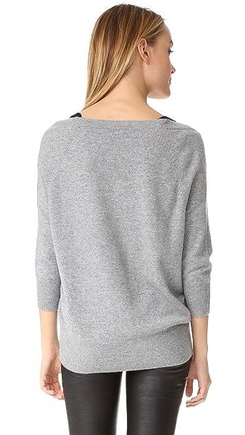 Theory Saline B. Cashmere Sweater