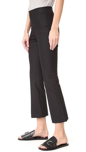 Theory Ernestina B Flare Pants