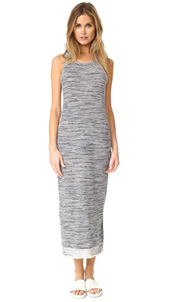 Theory Intrella Dress - Echo Multi