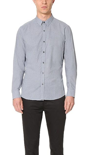Theory Zack Tessel Shirt