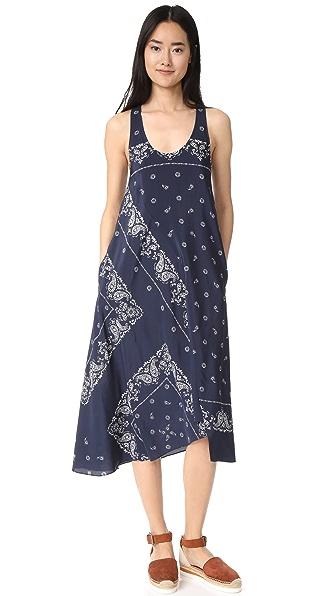Theory Apalania Dress