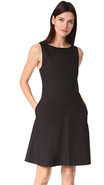 Theory Cicieema Dress - Black