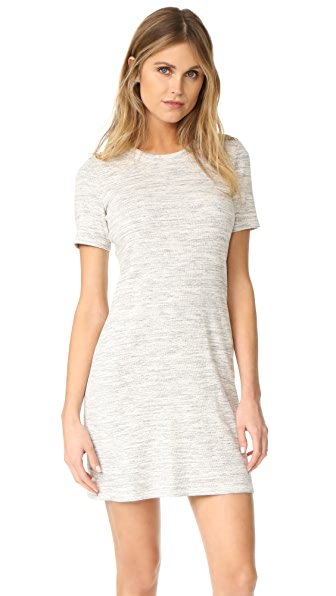 Theory Cherry B3 Dress - Melange Grey