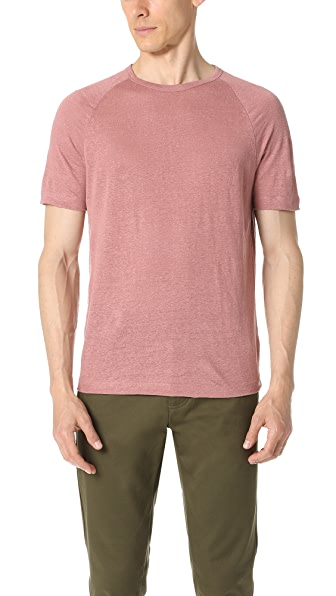 Theory Zephyr Washed Tee