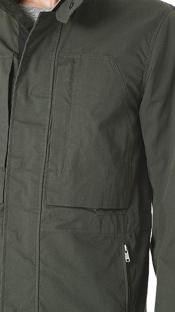 Theory Kondo Field Jacket