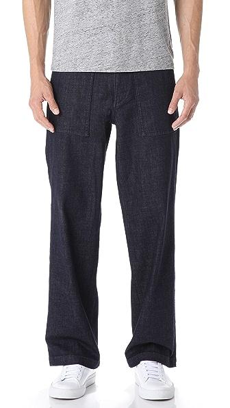 Theory Fatigue Classic Pants