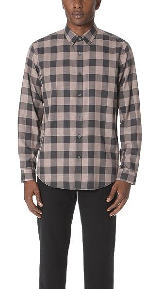 Theory Clean Placket Shirt
