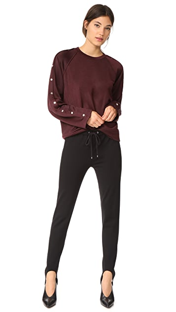 Theory Pull On Stirrup Pants