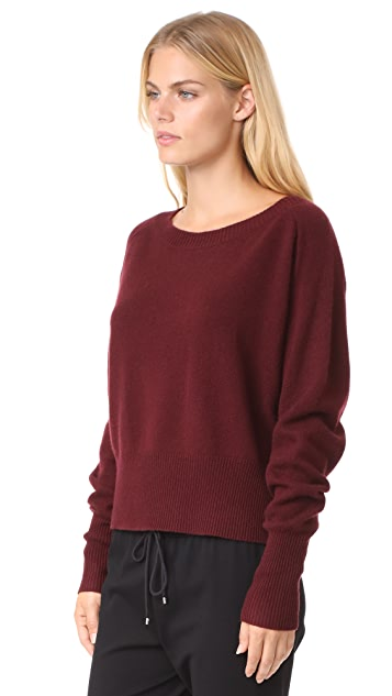 Theory Relaxed Cashmere Sweater