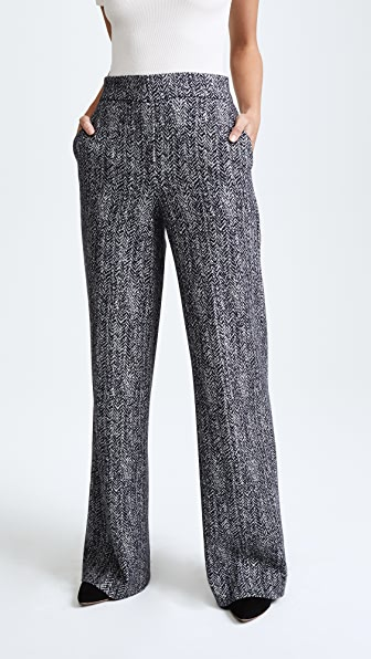 Theory Talbert Pants - Deep Navy Multi