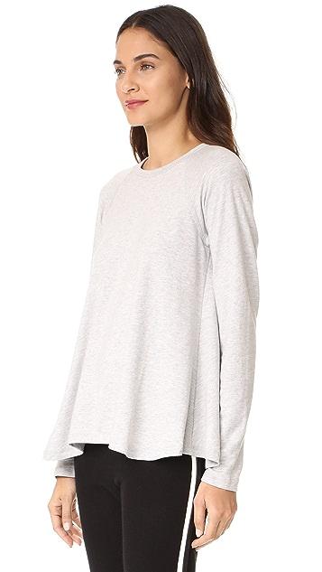 Theory Swing Pullover Sweatshirt