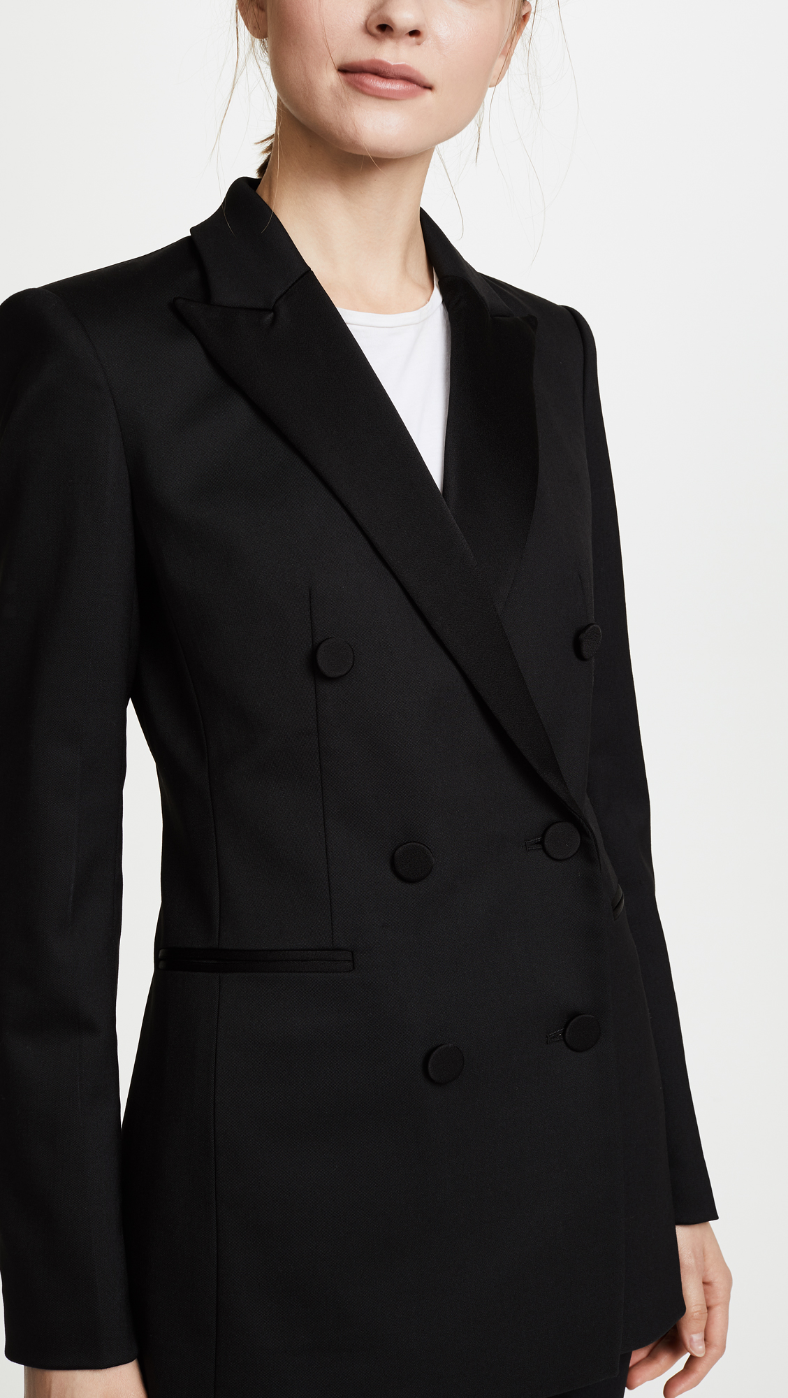 ed440d3379c9 Theory Wool Tux Jacket