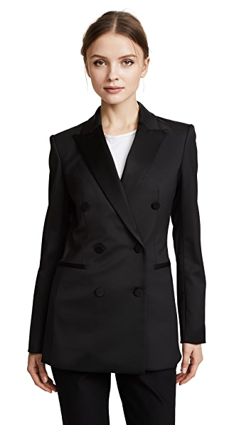 Theory Wool Tux Jacket at Shopbop
