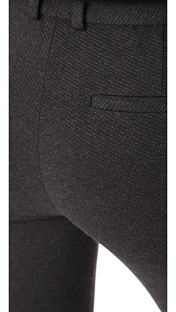 Theory Pintuck Pants