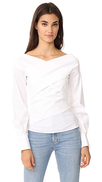 Theory Wrapped Top