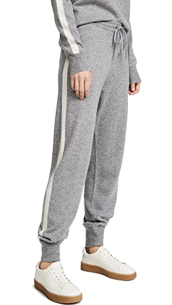 Theory Athletic Stripe Lounge Pants at Shopbop