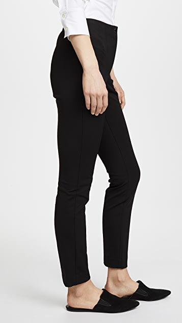Theory Clean Cigarette Pants