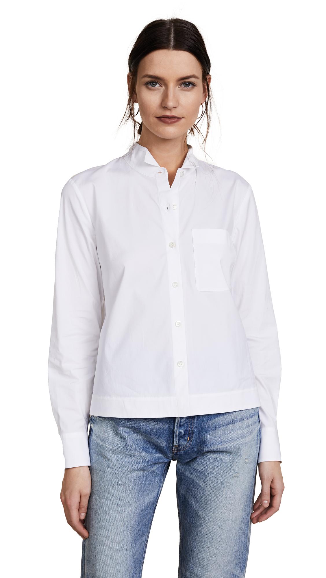 Theory Boy Shirt - White