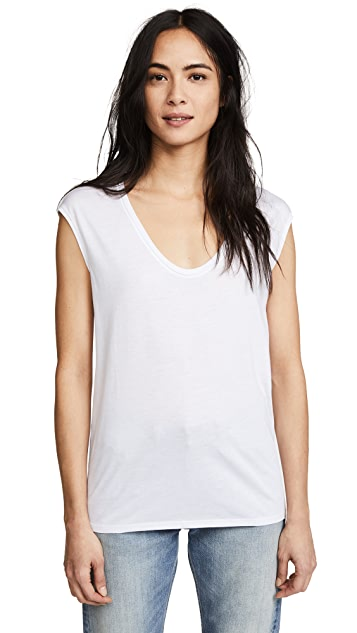 Theory Madya V Neck Tee