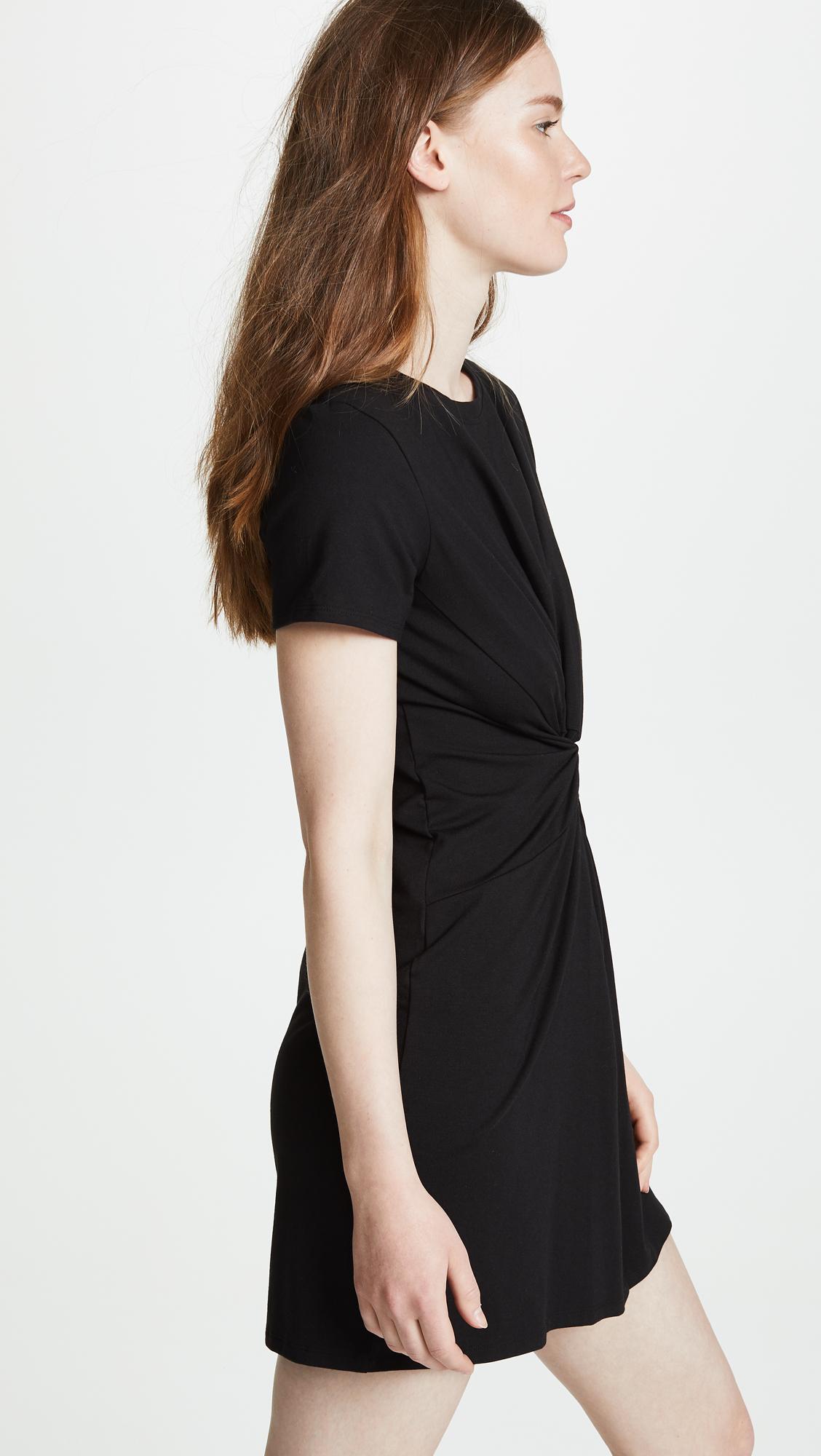 Theory Knot Tee Dress Shopbop Jolie Clothing Georgia Mini