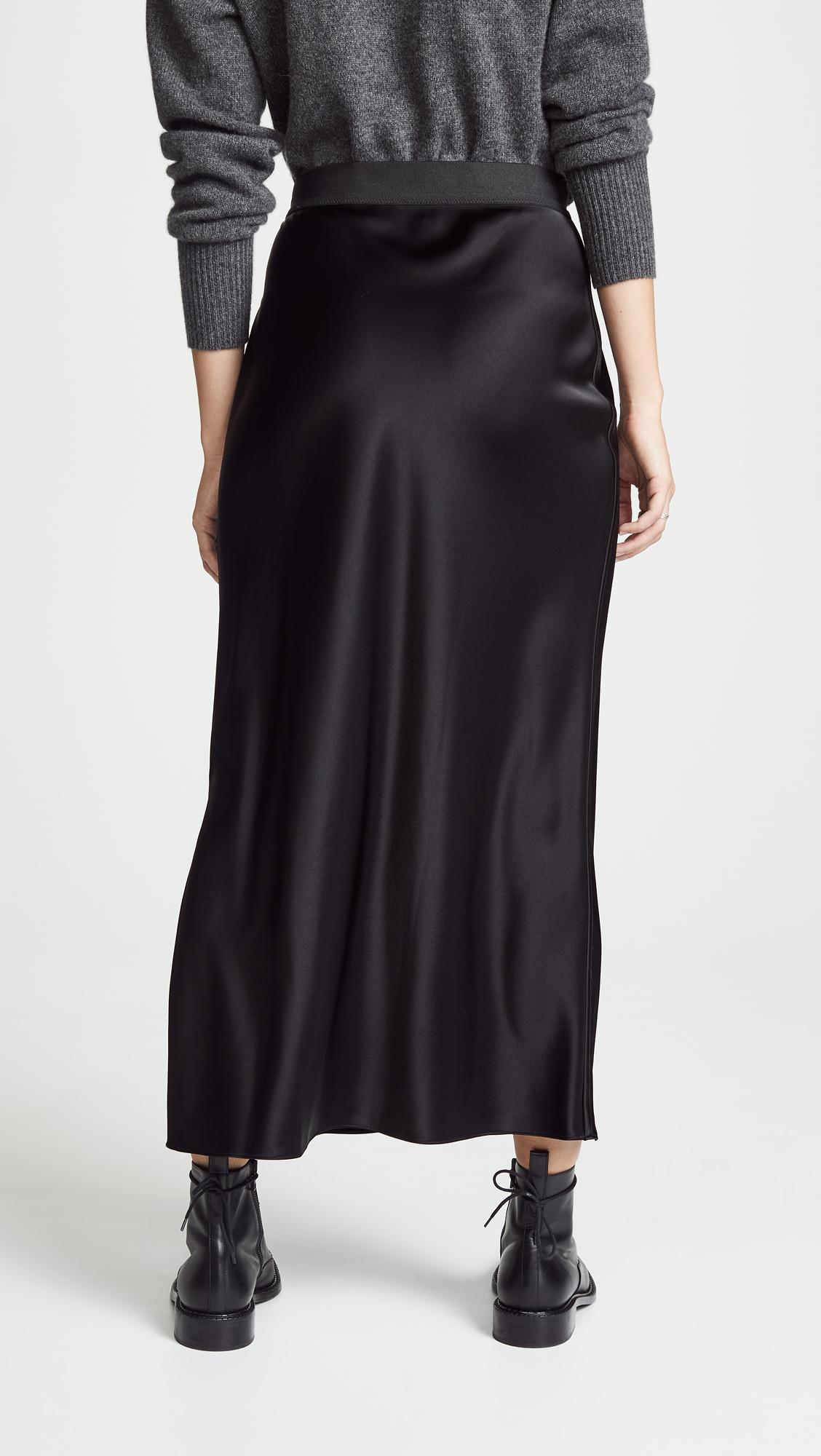 8df9d891cb1cde Theory Maxi Slip Skirt | SHOPBOP