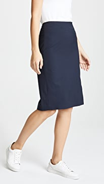 띠어리 펜슬 스커트 Theory Edition Pencil Skirt,Navy