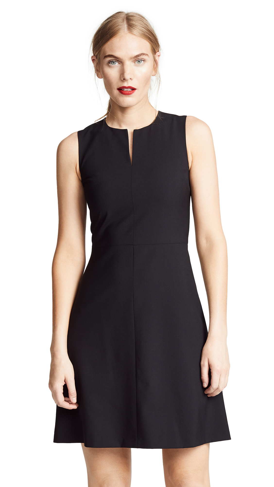 Theory Edition Miyani Dress - Black