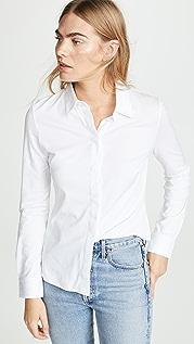 Theory Облегающая рубашка