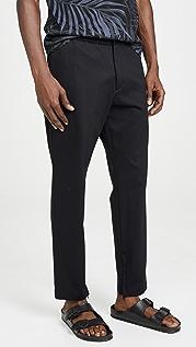 Theory Pier Cotton Pants