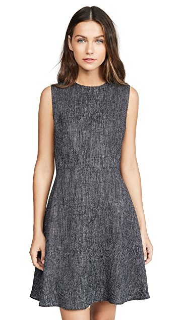 Theory Dart Mini Dress