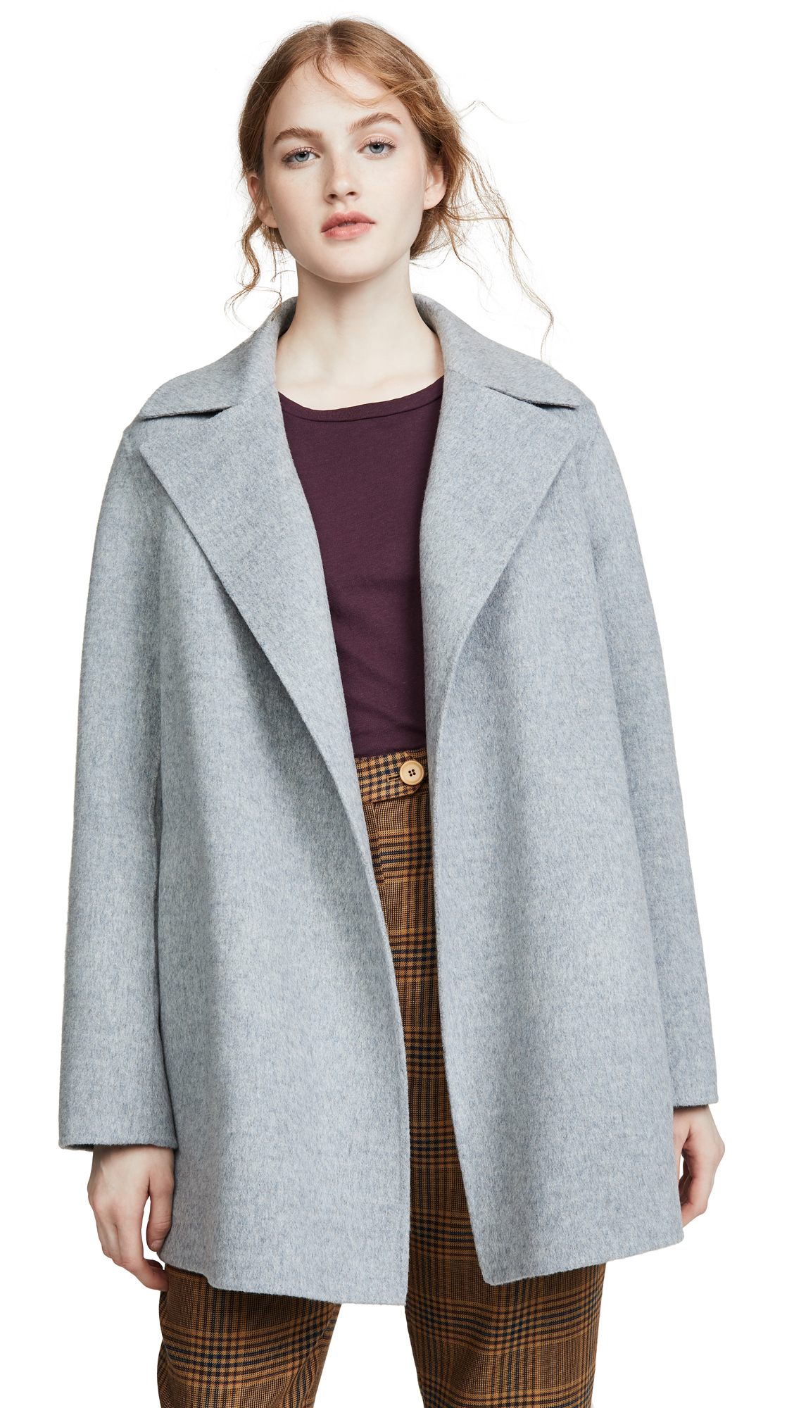 Buy Theory Overlay DF Coat online beautiful Theory Clothing, Jackets