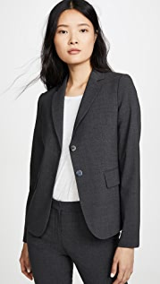 Theory Good Wool Carissa Blazer