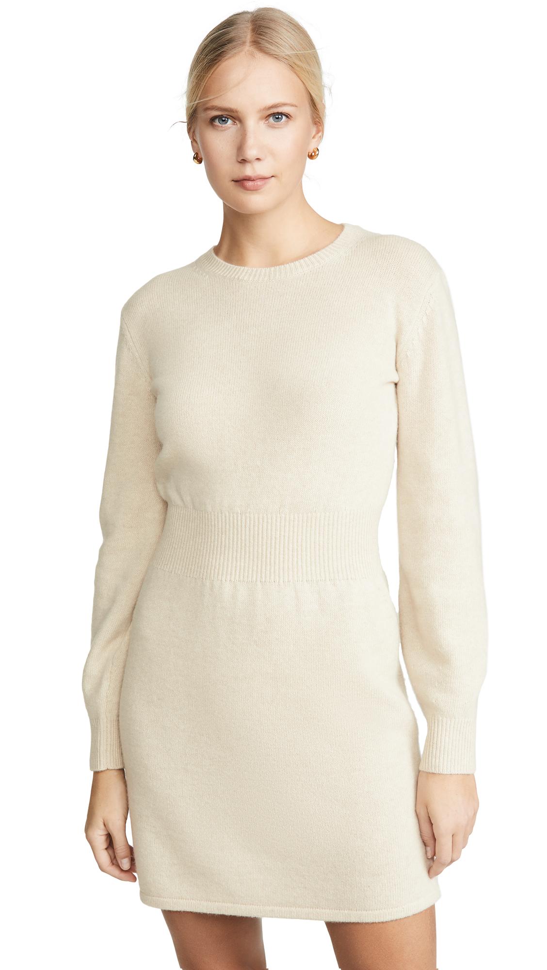 Buy Theory online - photo of Theory Rib Waist Sweater Dress